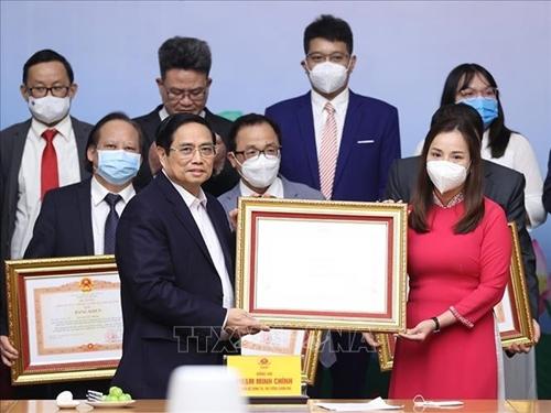 Thủ tướng Phạm Minh Chính: Đảng, Nhà nước và nhân dân đánh giá cao đội ngũ y, bác sĩ, nhân viên y tế