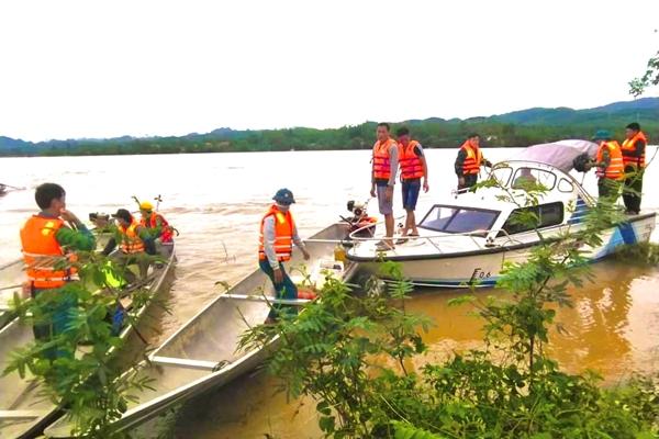Đã tìm thấy người dân mất tích do lũ cuốn trôi tại Quảng Bình