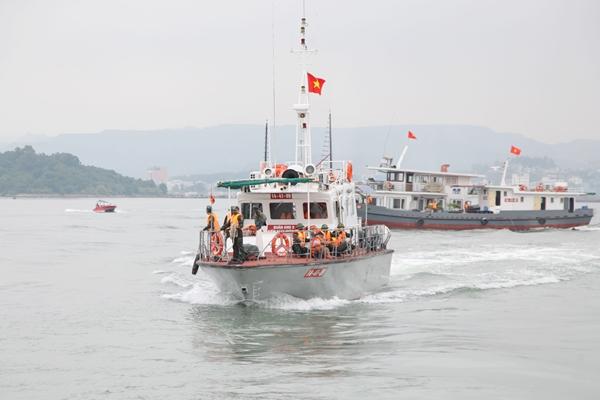 Quảng Ninh Gần 2 000 người tham gia xử lý thành công các sự cố trong diễn tập ứng phó siêu bão