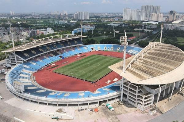 Sân Mỹ Đình có đủ điều kiện tổ chức các trận đấu vòng loại World Cup 2022