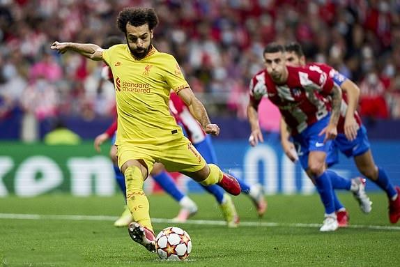 Atletico 2-3 Liverpool Chiến thắng nhờ lợi thế hơn người