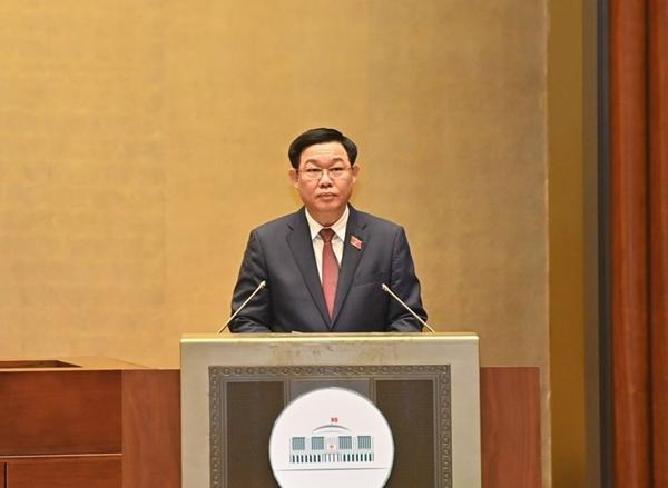 Chủ tịch Quốc hội Vương Đình Huệ Quốc hội liên tục đổi mới trên cả 3 phương diện