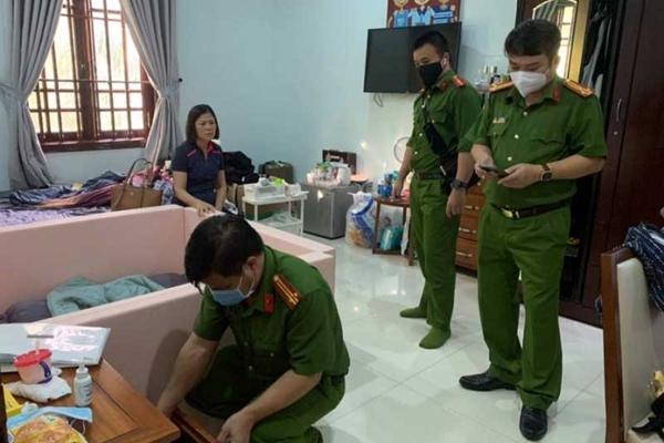 Giám đốc Công ty kinh doanh xăng dầu Hà Lộc bị bắt