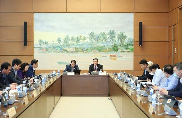 Chủ tịch Quốc hội lý giải vì sao thí điểm cơ chế, chính sách đặc thù