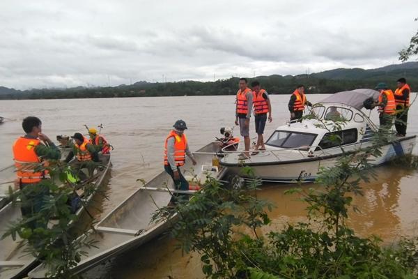 Nhiều khu vực trên địa bàn tỉnh Quảng Bình có nguy cơ mất an toàn