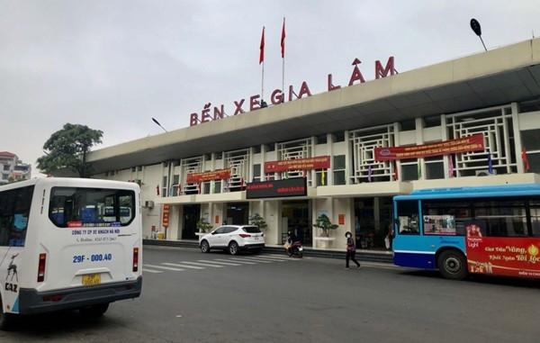 Từ ngày 21-10, Hà Nội cho phép xe khách, bến xe hoạt động bình thường trở lại
