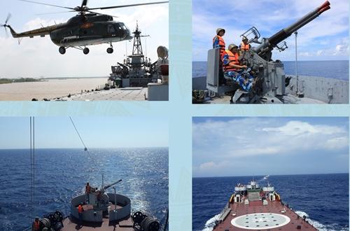 Lữ đoàn 125: Nhiều giải pháp bảo vệ vững chắc biển, đảo