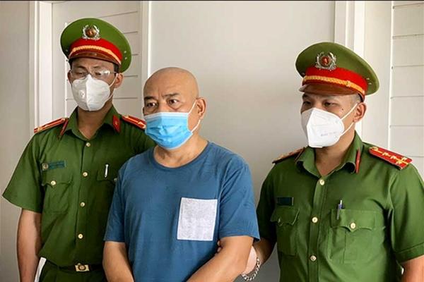 """""""Facebooker"""" Nguyễn Thiên Nghĩa bị bắt vì đưa thông tin xuyên tạc"""