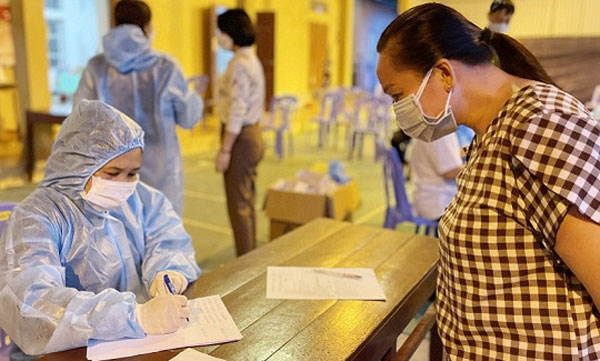 Hà Nội ghi nhận 10 ca nhiễm mới