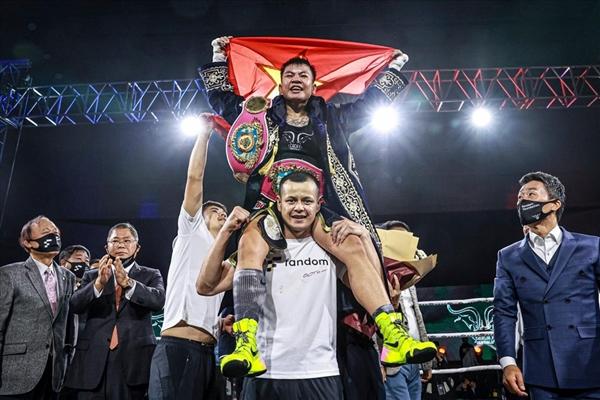 Đường đến kỳ tích vô địch WBO thế giới của võ sĩ Nguyễn Thị Thu Nhi