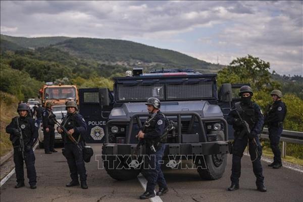 Căng thẳng giữa Nga và vùng lãnh thổ Kosovo