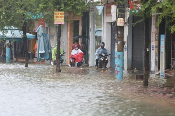 Quảng Nam Mưa lũ làm gần 5 400 nhà dân bị ngập, một người mất tích