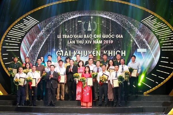 Báo Quân đội nhân dân đoạt 6 Giải Báo chí Quốc gia lần thứ XV