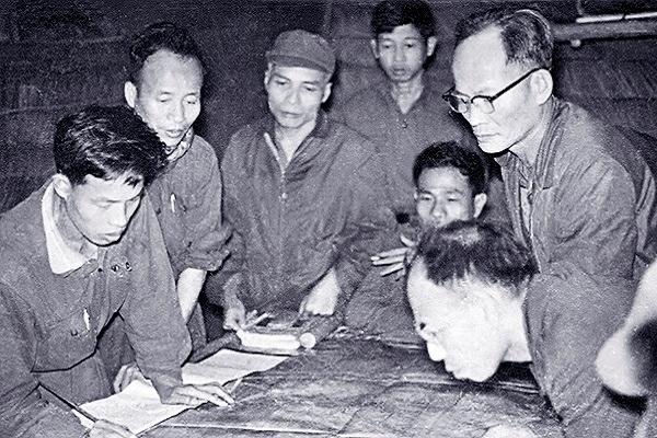 100 năm Ngày sinh Thượng tướng Hoàng Minh Thảo 25-10-1921  25-10-2021  Tư duy chiến lược của Thượng tướng Hoàng Minh Thảo