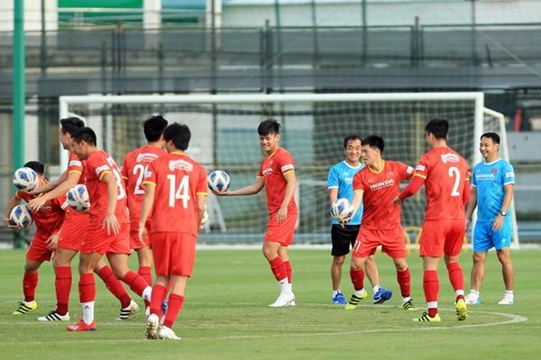 Đội tuyển Việt Nam bổ sung hỏa lực mạnh để đối đầu với Nhật Bản và Ả rập Xê út
