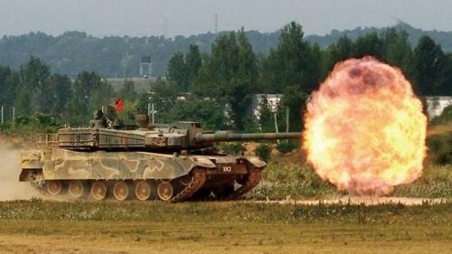K2 Black Panther - Xe tăng chủ lực của Quân đội Hàn Quốc