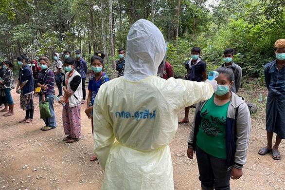 Biến thể Delta Plus AY 4 2 Gần 23 000 ca nhiễm, Thái Lan phát hiện trường hợp đầu tiên