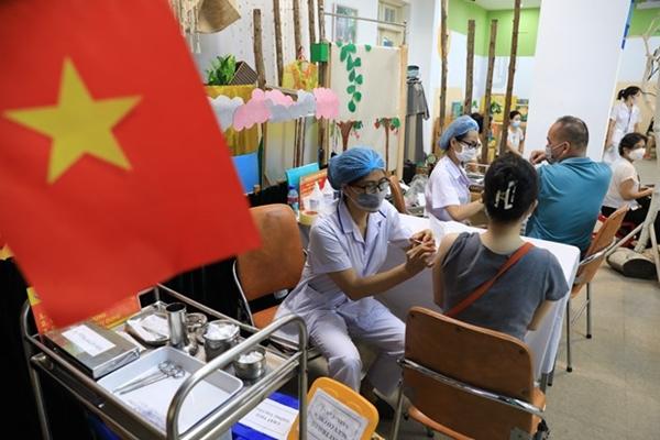 Chi tiết cấp độ dịch của từng quận, huyện tại Hà Nội