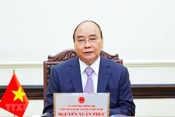 Chủ tịch nước Nguyễn Xuân Phúc sẽ tham dự Phiên thảo luận mở cấp cao về hợp tác giữa LHQ và Liên minh châu Phi