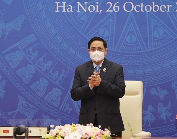 Thủ tướng Chính phủ Phạm Minh Chính dự Hội nghị cấp cao ASEAN lần thứ 38 và 39