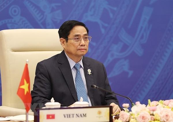 Thủ tướng Phạm Minh Chính đề nghị ASEAN cần định vị chỗ đứng mới