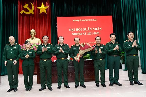 Báo Quân đội nhân dân tổ chức thành công Đại hội Quân nhân nhiệm kỳ 2021-2023