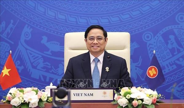 ASEAN và các đối tác phối hợp kiểm soát đại dịch, thúc đẩy phục hồi và phát triển bền vững