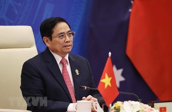 Thủ tướng Phạm Minh Chính An ninh, an toàn, tự do hàng hải, hàng không tại Biển Đông là lợi ích chung, cần sự chung tay của các nước
