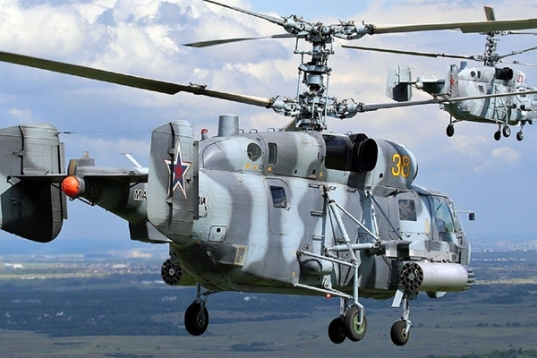 """Trực thăng Ka-29 Phương tiện chiến đấu """"mới hồi sinh"""" của Hải quân Nga"""