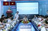 TP Hồ Chí Minh kiểm tra công tác chuẩn bị và tổ chức bầu cử