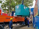 Ngành điện TP Hồ Chí Minh bảo đảm điện an toàn, liên tục phục vụ cuộc bầu cử