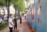 TP Hồ Chí Minh triển lãm chào mừng ngày bầu cử