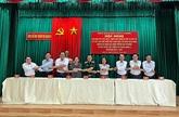 Phối hợp lãnh đạo nhiệm vụ quân sự, quốc phòng địa phương