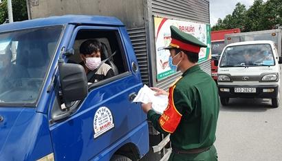 Gỡ vướng lưu thông hàng hóa đến TP Hồ Chí Minh