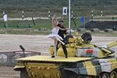 Army Games: Lan tỏa tài hoa quân sự