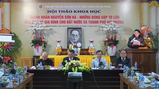 Cụ Nguyễn Sơn Hà và những chiếc áo mưa bộ đội