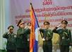 向老挝人民军优秀个人和集体授予越南国家高贵勋章