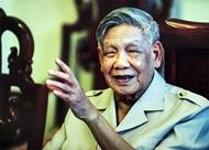 范文茶大将回忆原越共中央总书记黎可漂:亲民、认真、爱戴部队的领导人