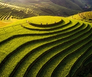 木岗寨跻身2020年世界最美的50大旅游景点榜单
