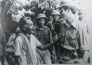 越南与柬埔寨团结友谊的胜利