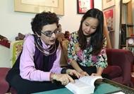 在美社会活动家对越南的发展充满信心