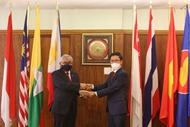 东盟驻南非委员会高度评价越南在该委员会主席职务上作出的贡献