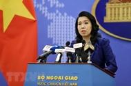 越南坚决反对侵犯越南对长沙群岛主权的一切行为