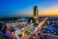 2021年前6月芹苴市经济增长率达5.61%