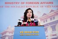 越南支持通过和平方式解决东海争端