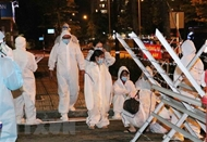 胡志明市领导要求不得拒绝接收新冠肺炎患者
