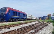 越南发往比利时的集装箱列车全程运行时间约为25天