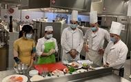 越南在阿尔及利亚推广美食文化