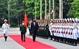 美国防长对越南进行正式访问