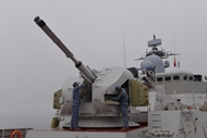 越南海军赛队进入俄罗斯联邦实际训练阶段